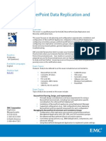 E22-275_RecoverPoint_Exam_Description