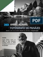 Consulta Ansel Adams - Carlos Cuenca