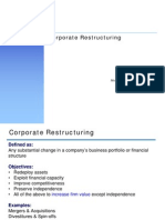 5 Restructuring&Theory