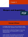 merger and acquisation