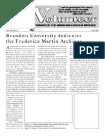 The Volunteer, September 1994