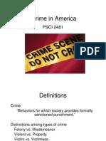 Crime in America [Compatibility Mode]