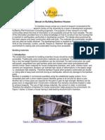 Bamboo House Building Manual
