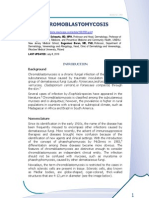 Chromoblastomycosis