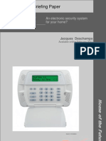 An electronic security system for your home.pdf