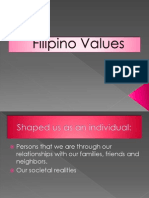 Filipino Values