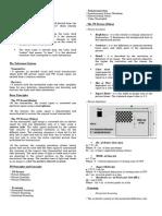 PNA7509P 7-Bit General-Purpose Binary-Output ADC Philips
