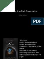 Adaption Pre-Pitch Presentation