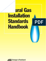 Natural Gas Installation Standards Handbook