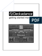 deck and dance