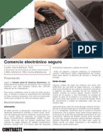 Internet | Comercio electronico seguro