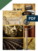 Agustín García Calvo. Contra el arte