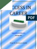 Ways To Achieve Success