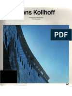 Hans Kollhoff (Current Architecture Catalogues)