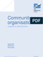 community organisations