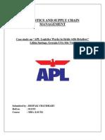 APL CASE STUDY