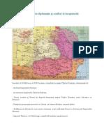 Spaţiul românesc între diplomaţie şi conflict la începuturile modernităţii