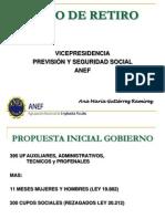 BONO AL RETIRO ESTADO DE LA NEGOCIACION AL 22 01 2013 (2).ppt
