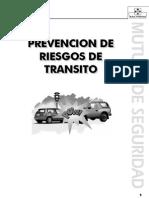 25_prevencion de Riesgos de Transito