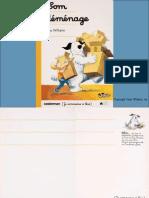 Children books - Tom Demenage