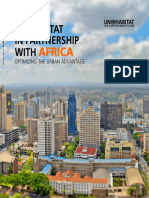 UN-Habitat in Partnership with Africa