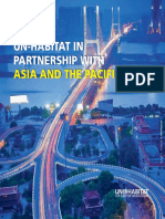 UN-Habitat in partnership with Asia and ther Pacific Brochure