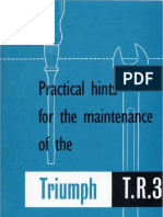 Manual Tr3