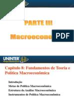 Transparências - ECONOMIA Micro e Macro - Parte II