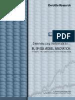 Business Models Innovation