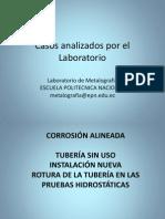 Casos Analizados Por El Lab.