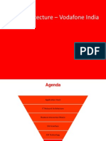 EAI Architecture Vodafone India