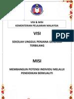 VISI & MISI KPM A4x2-A3 SIZE (2013)