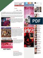 Frank Zappa_ Um Guia de Compras Da Obra Do Mestre