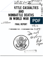 Battle Deaths in World War 2