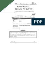 P96 Flight Manual