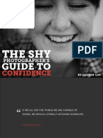 The Shy Photographers Guide to Confidence