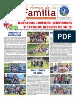 EL AMIGO DE LA FAMILIA - DOMINGO 27 ENERO 2013