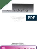 Textbook of Orthodontics - Samir Bishara - 599 - 52MB