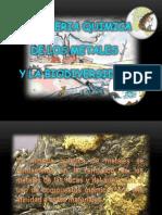 La Mineria Quimica de Los Metales...Exp