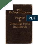 Hooponopono Prayer Handbook