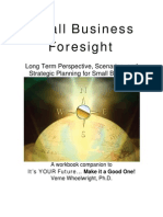 Small Business Foresight