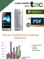 Mobiles 2012