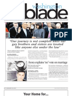 Washingtonblade.com - Volume 44, Issue 4 - January 25, 2012