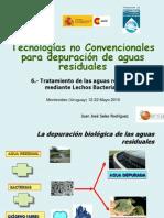 6.- Tratamiento de Las Aguas Residuales Mediante Lechos Bacterianos (Uruguay)