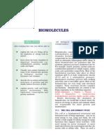 Biomolecules..Ncert