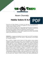 Chomsky, Noam - Habla Sobre AMI