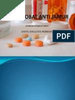 Obat - Obatan Anti Jamur