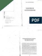 8 - Halperin Donghi Tulio - El Revisionismo Historico Argentino Como Vision Decadentista..