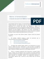 Internacionalizacion de Los Arquitectos.consejo
