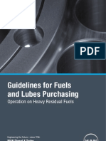 Fuels and Lubes